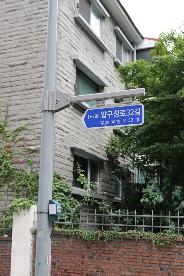Apgujeong in Photos (1)